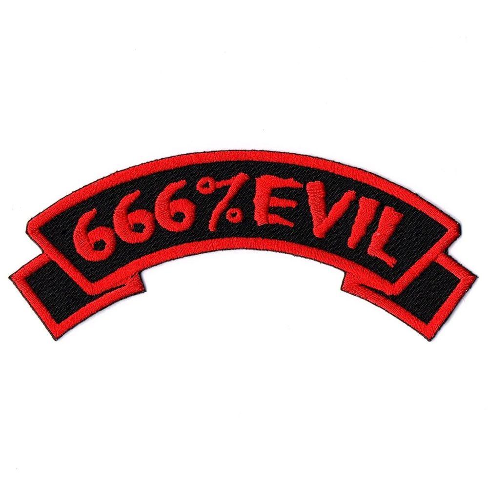 Kreepsville 666 Arch 666% Evil Patch