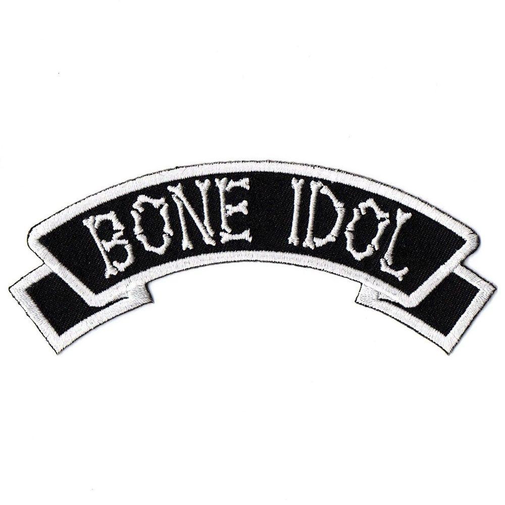 Kreepsville 666 Arch Bone Idol Patch