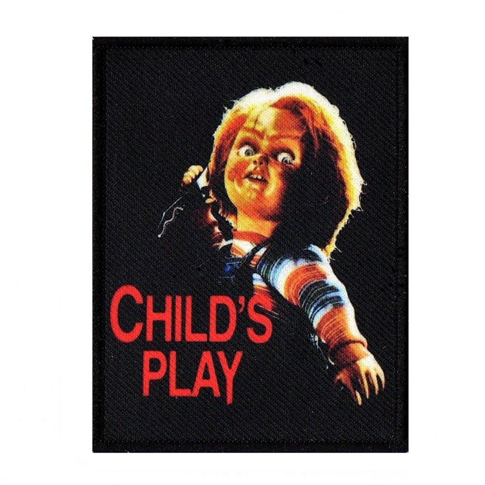 Childs Play Patch