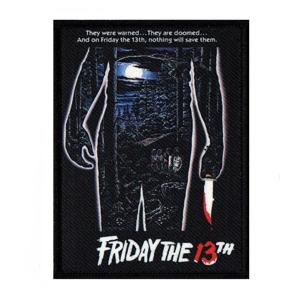 Friday The 13th XL Patch
