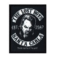 Lost Boys Santa Carla XL Patch
