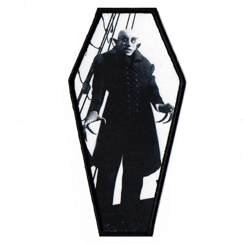 Nosferatu Coffin Patch