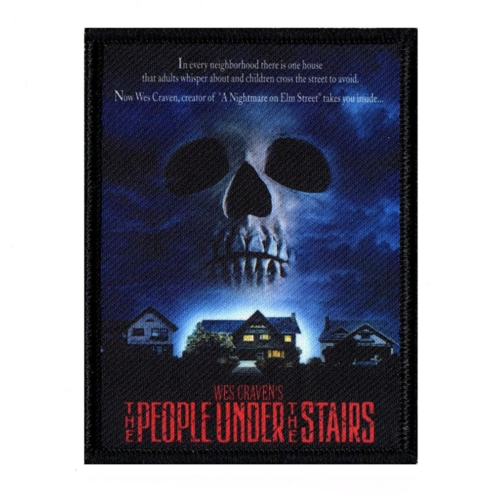 People Under The Stairs Patch