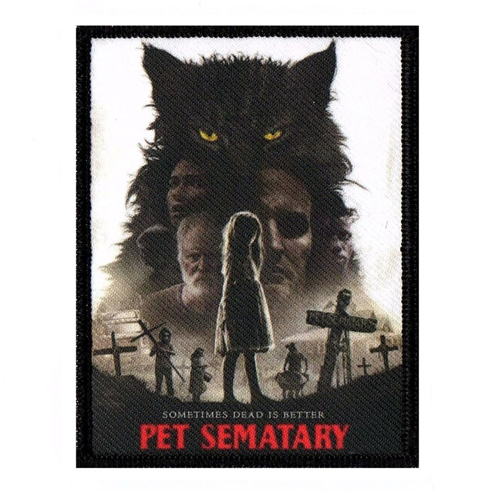 Pet Sematary 2019 Patch