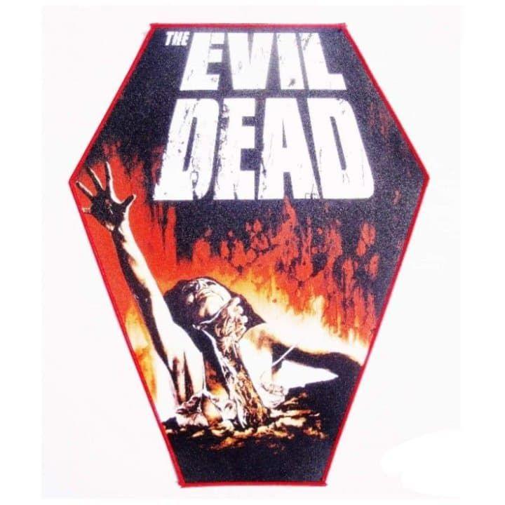 Evil Dead XL Coffin Patch