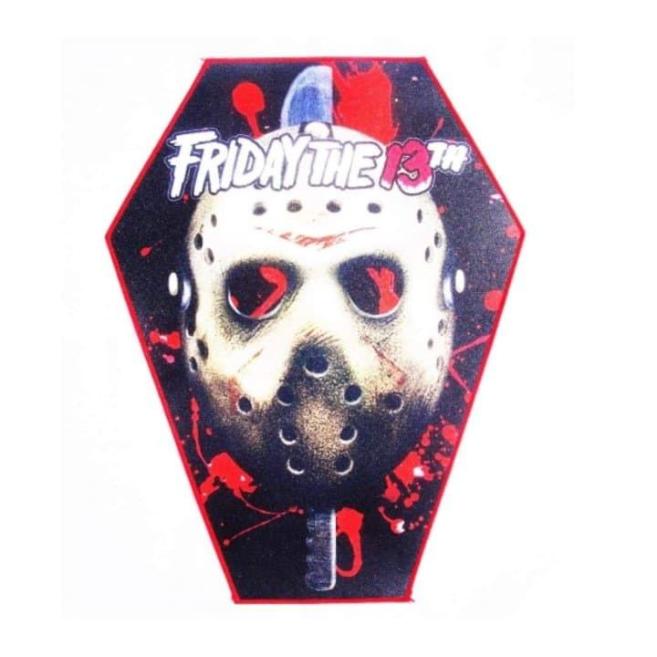 Friday The 13th XL Coffin Patch