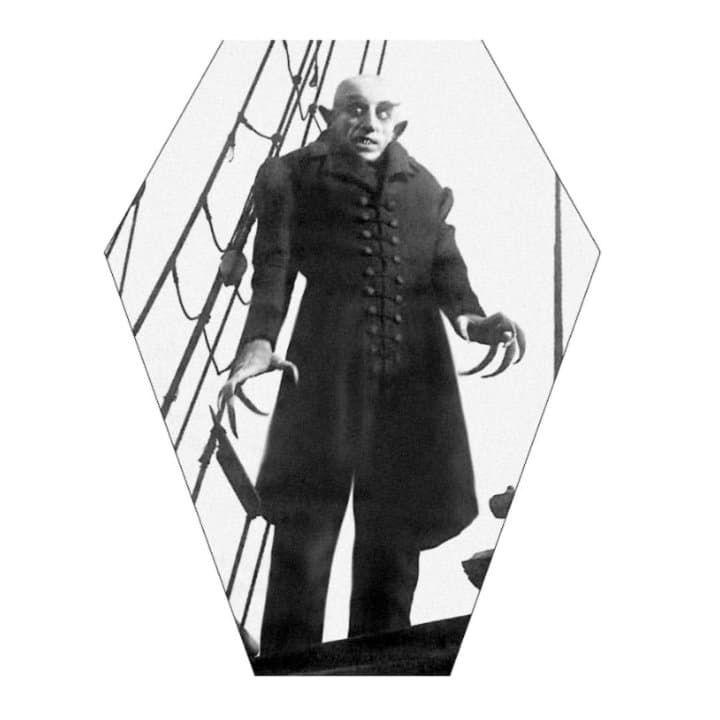 Nosferatu XL Coffin Patch