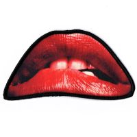 Rocky Horror Picture Show Lips Patch