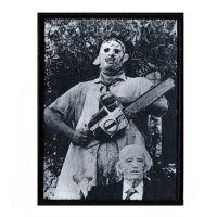 Texas Chainsaw Massacre Leatherface And Grandpa Patch