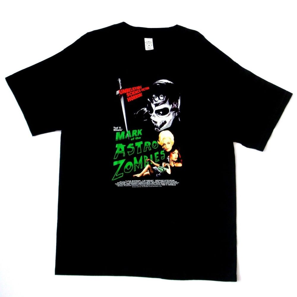 Mark Of The Astro Zombies Tshirt