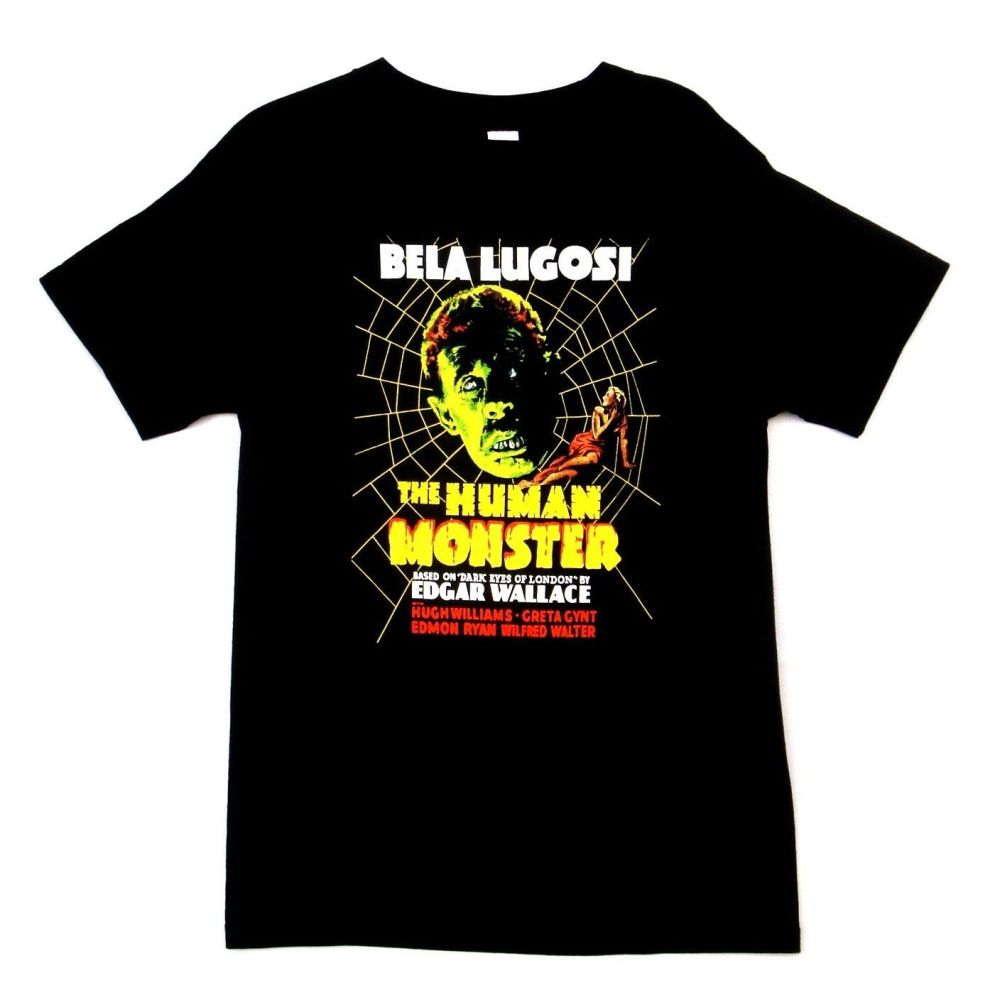 The Human Monster Tshirt