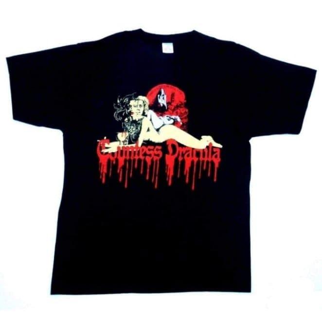 Countess Dracula Tshirt Large