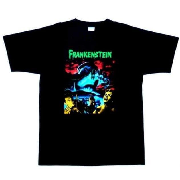 The Curse Of Frankenstein Tshirt