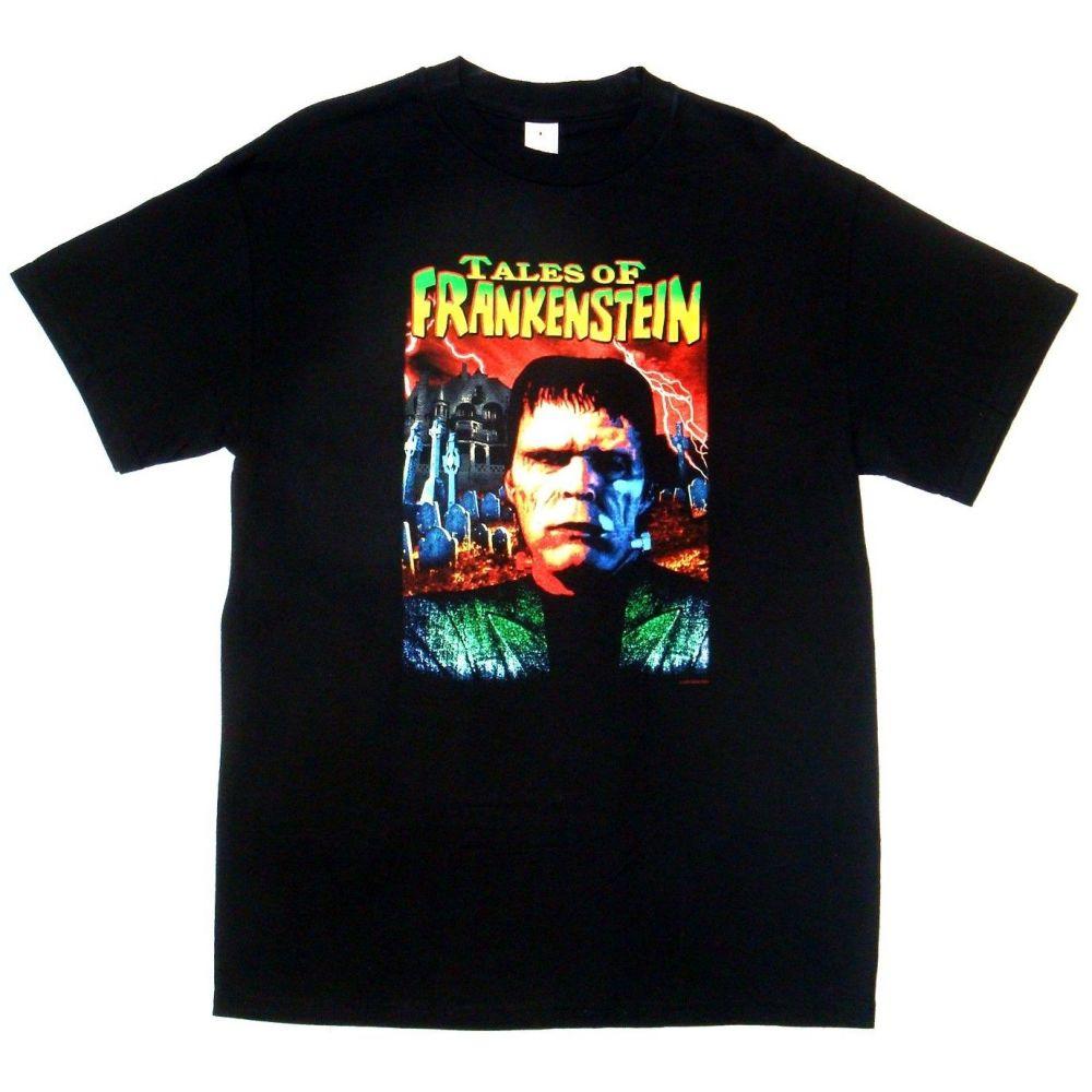 Tales Of Frankenstein Tshirt