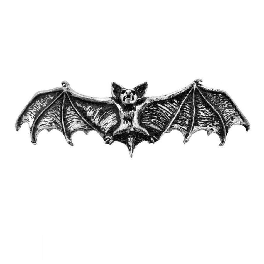 Alchemy Darkling Bat Hair Slide