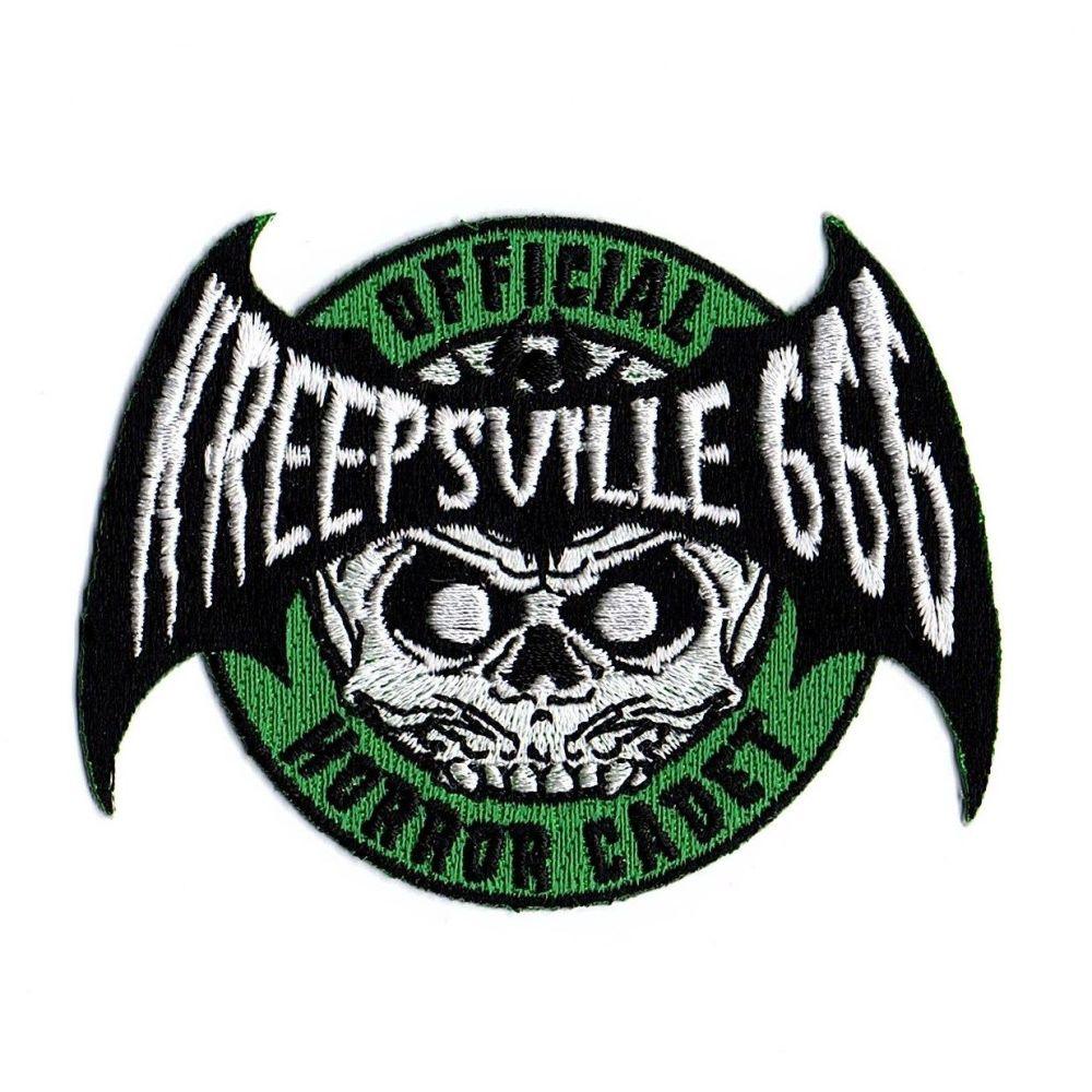 Kreepsville 666 Horror Cadet Patch