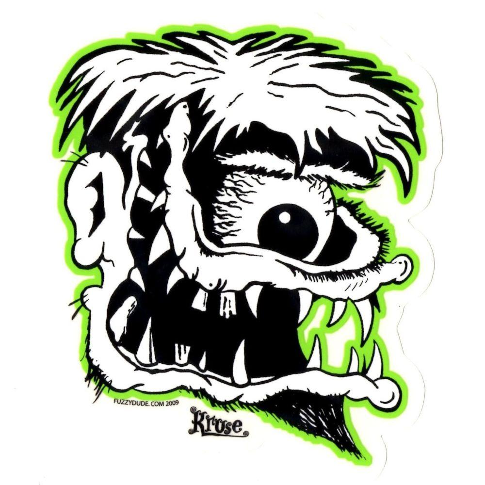 Kruse Ace Fink Sticker
