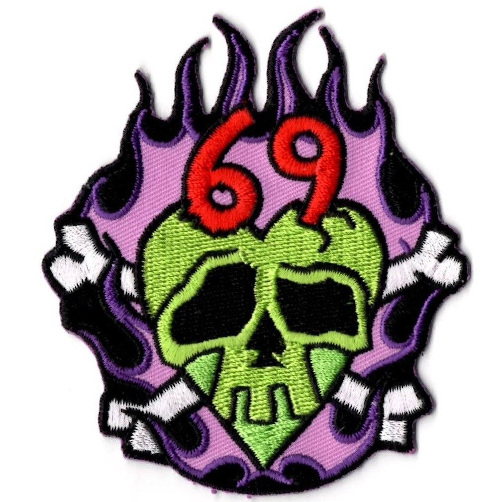Kruse Monster Heart Patch