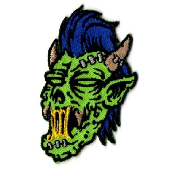 Reed Zombie Wolf Patch