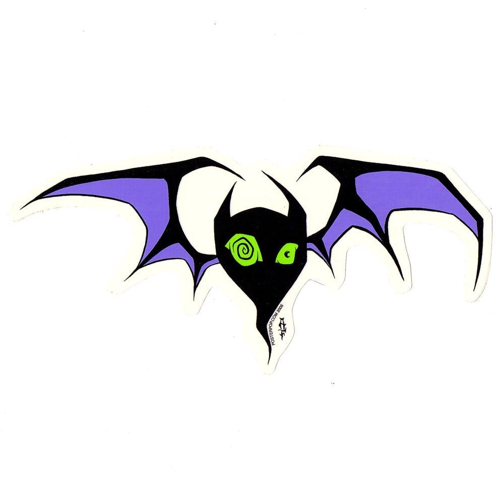 Forbes Bat Sticker
