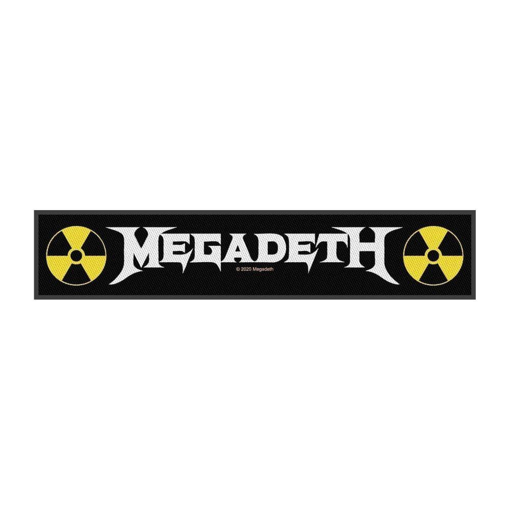 Megadeth Logo Patch