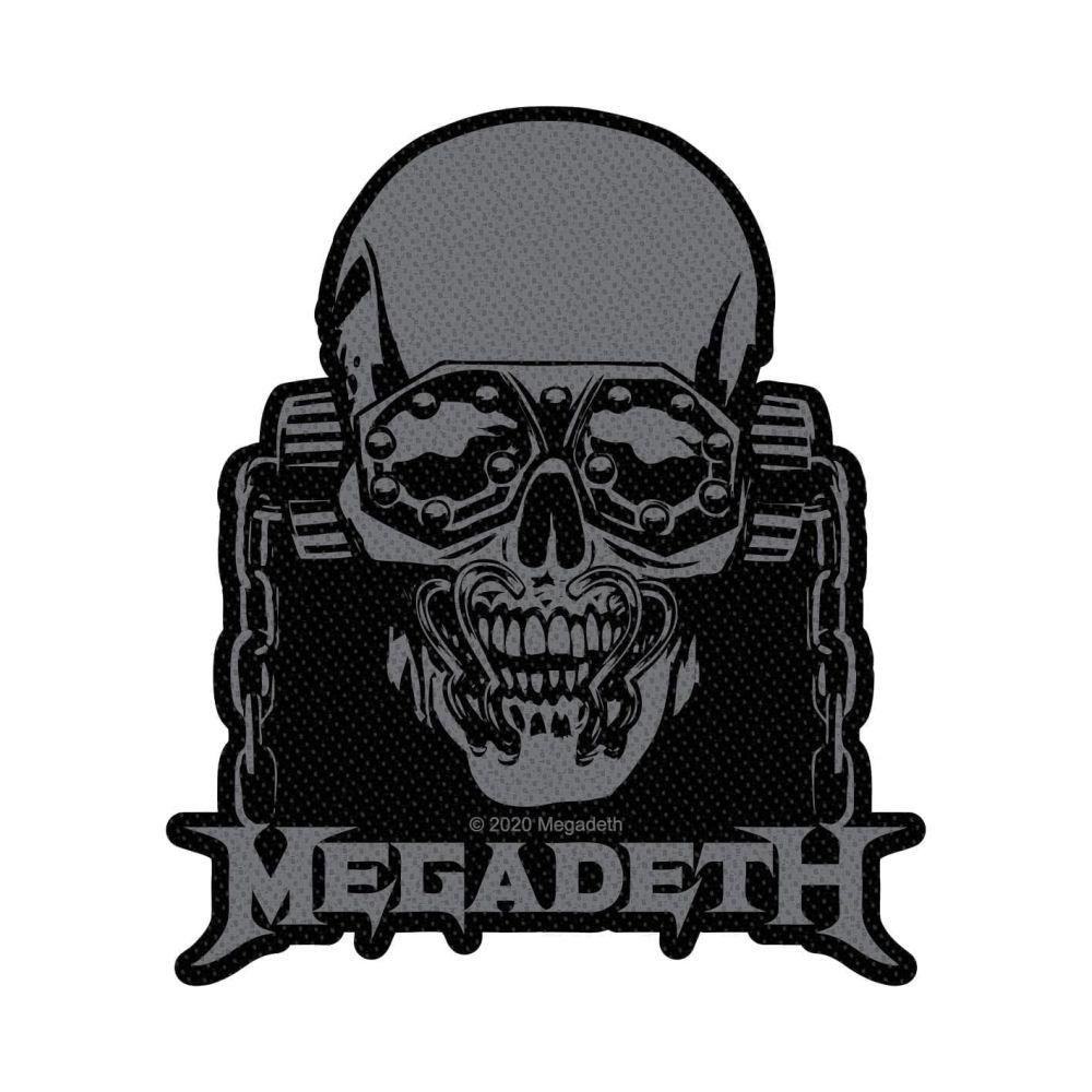 Megadeth Vic Rattlehead Patch