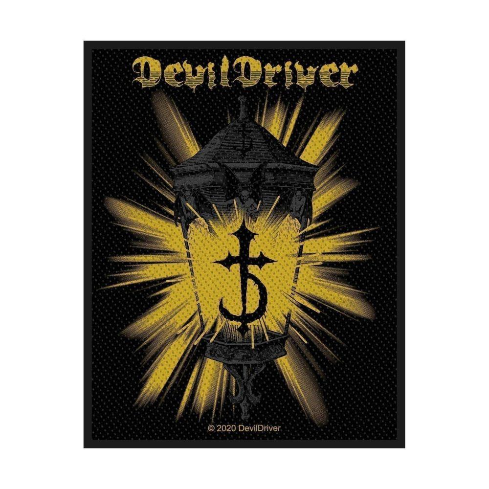 DevilDriver Lantern Patch