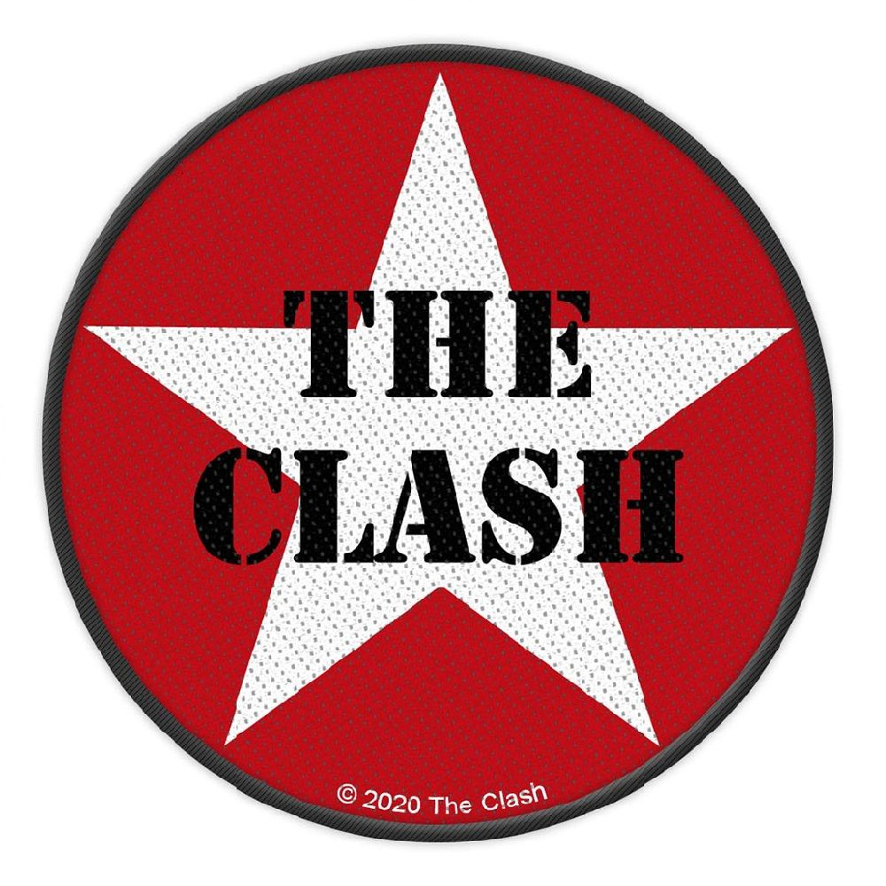 Clash Military Logo Patch