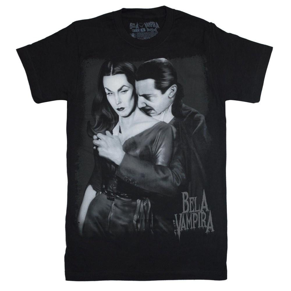 Kreepsville 666 Bela Vampira Tshirt