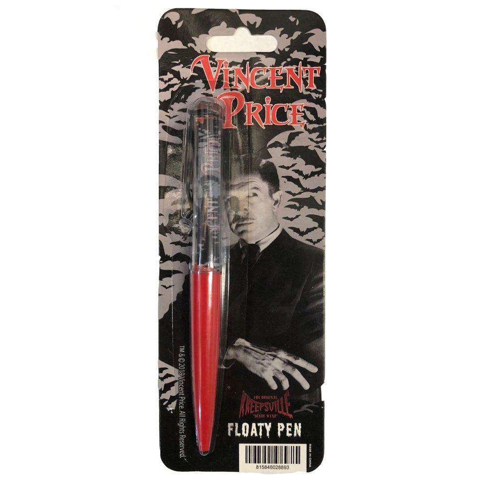 Vincent Price Tip N Strip Pen