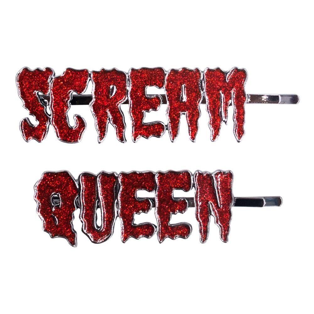 Kreepsville 666 Scream Queen Hair Slides