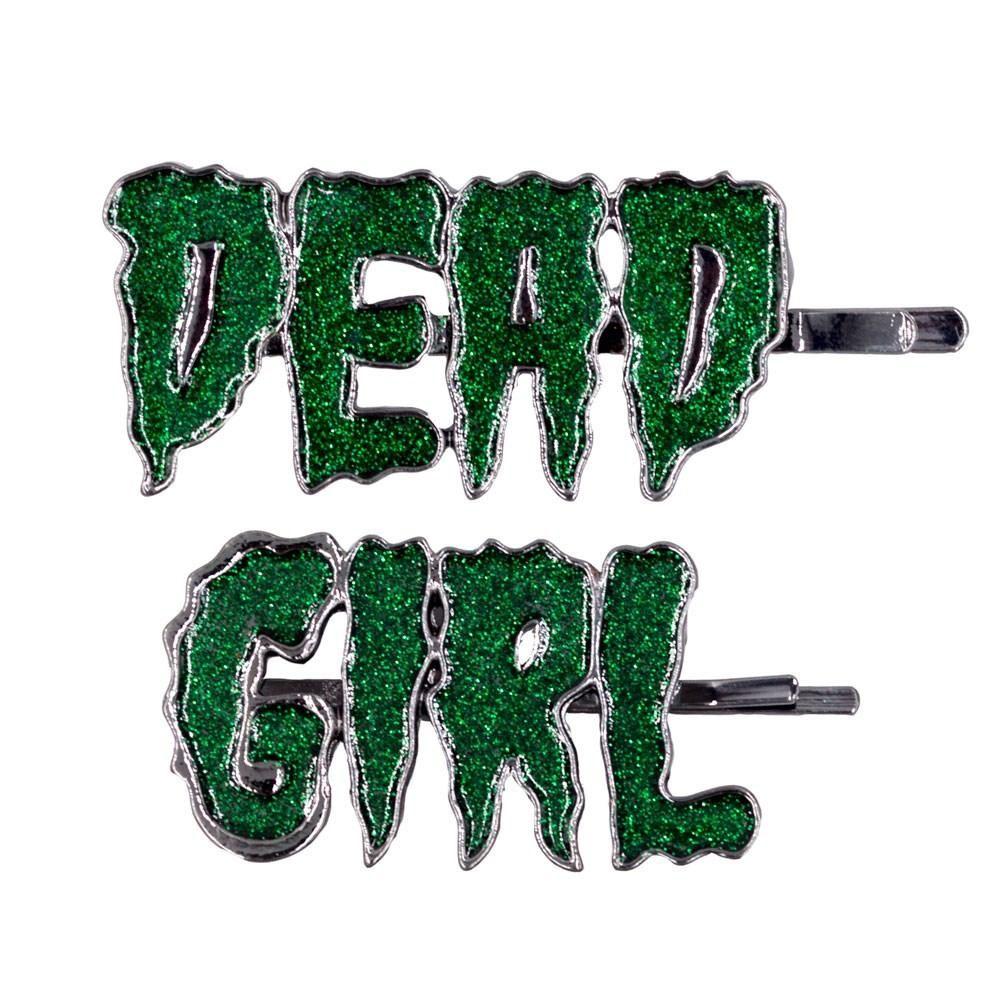 Kreepsville 666 Dead Girl Hair Slides