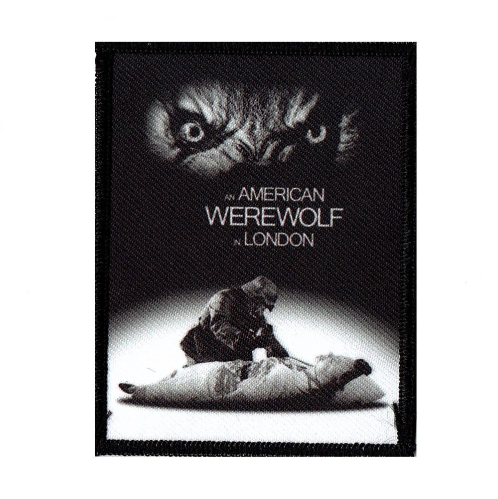 American Werewolf In London Patch