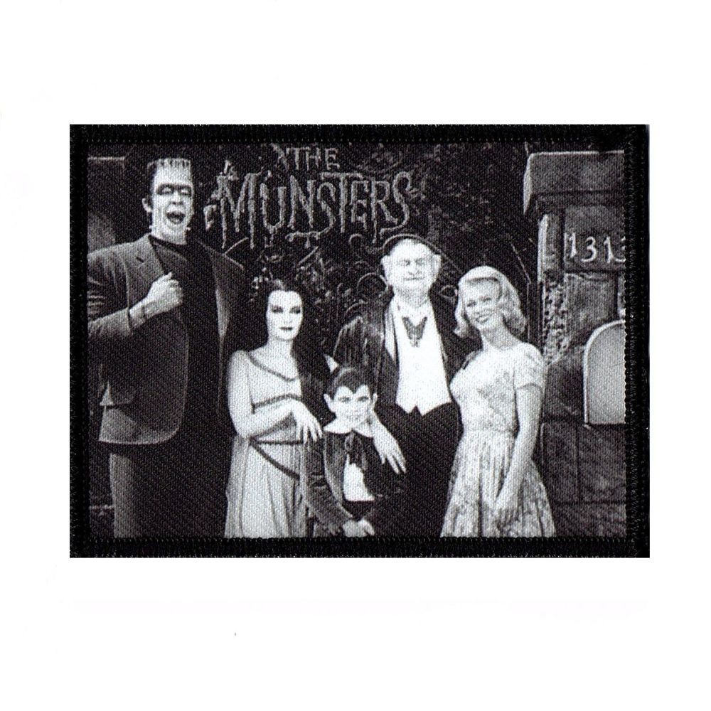 Munsters Family Patch
