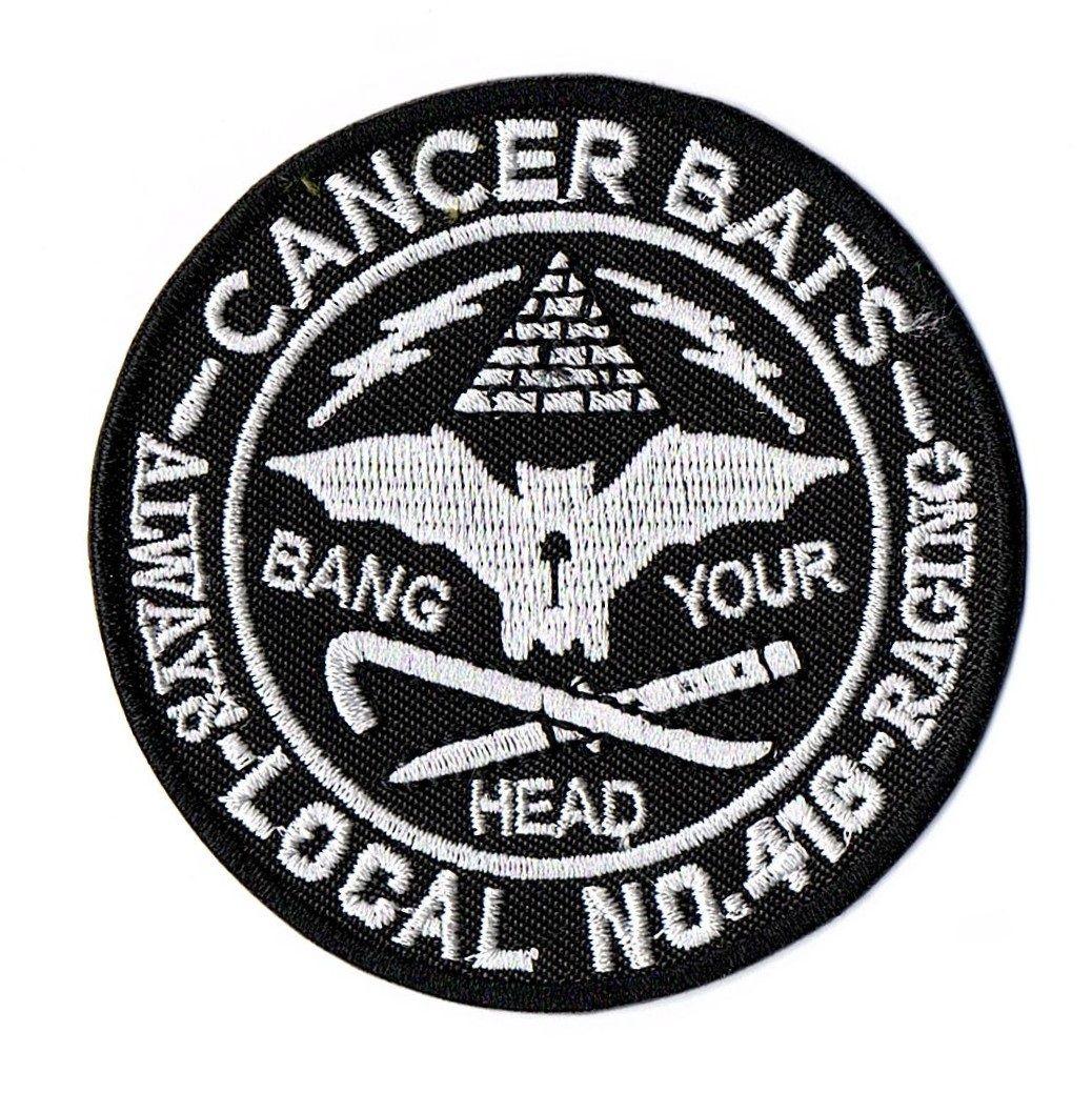 Cancer Bats Patch