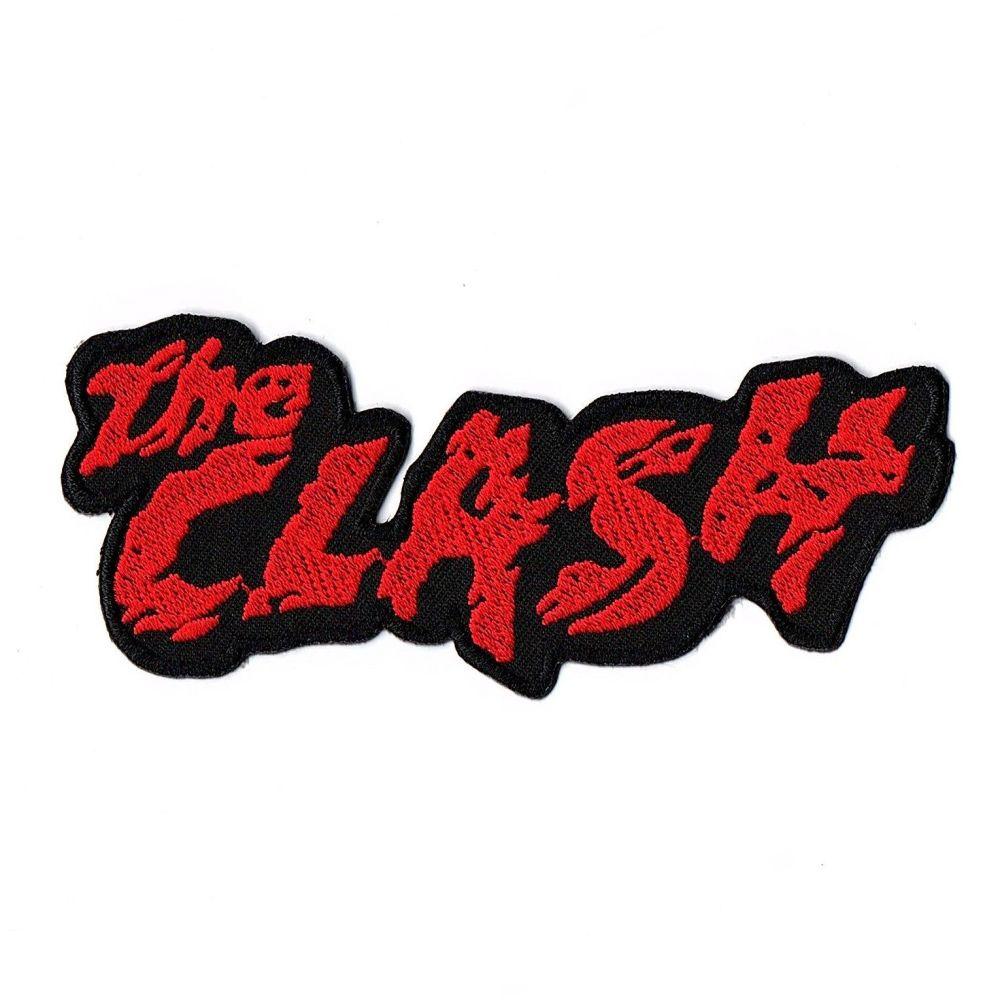 Clash Logo Patch