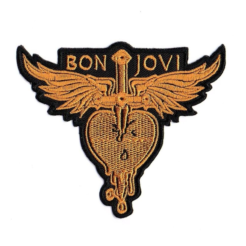Bon Jovi Wings Patch