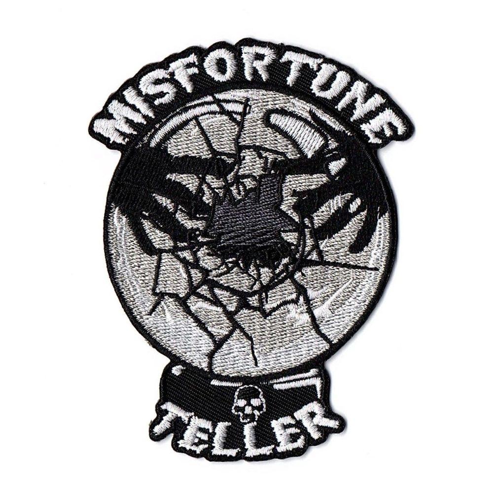 Kreepsville 666 Misfortune Teller Patch