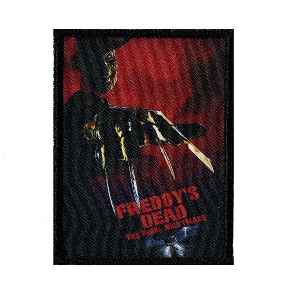 A Nightmare On Elm Street 6 Freddys Dead Patch