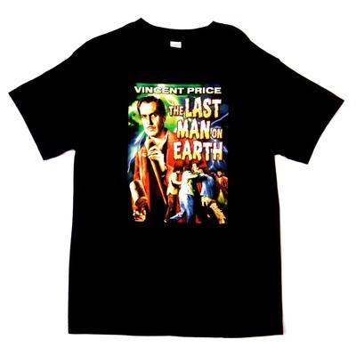 Vincent Price The Last Man On Earth Tshirt