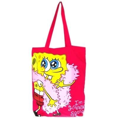 Spongebob Happy Sponge Tote Bag