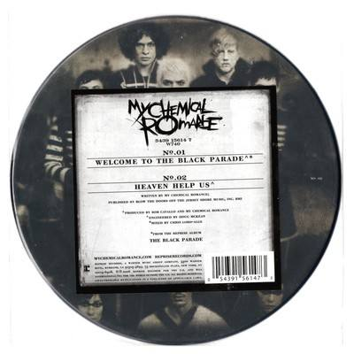 My Chemical Romance Welcome To The Black Parade Part 1 7