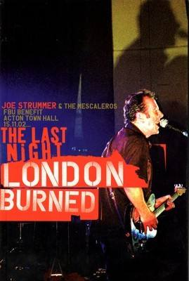 The Last Night London Burned Book