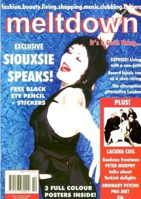 Meltdown Magazine Issue 11