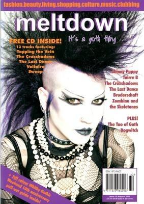Meltdown Magazine Issue 15