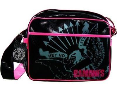 Ramones Messenger Bag