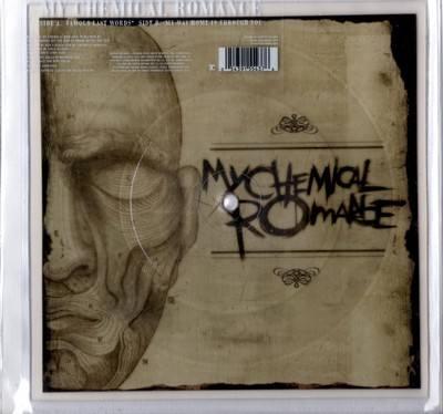 "My Chemical Romance Famous Last Words Part 2 7"" Picture Disc"