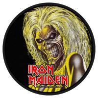 Iron Maiden Killers Face Patch
