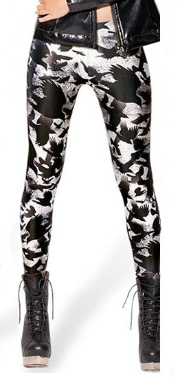 The Crow Leggings Small To Medium