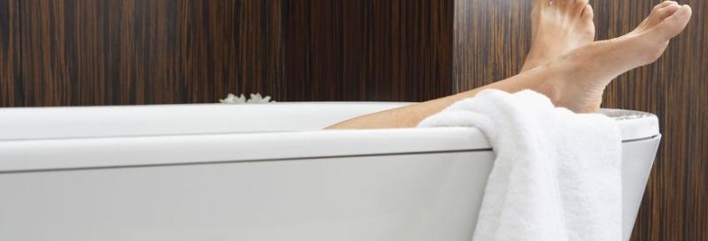 bath-feet